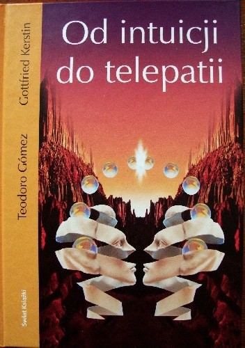 Okładka książki Od intuicji do telepatii
