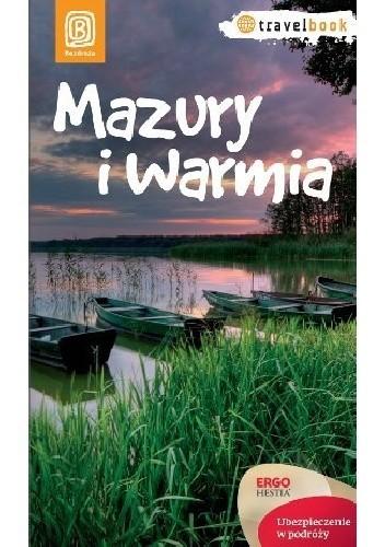 Okładka książki Mazury i Warmia