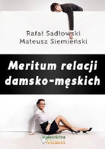 Okładka książki Meritum relacji damsko-męskich