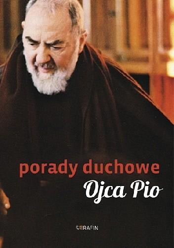 Okładka książki Porady duchowe Ojca Pio