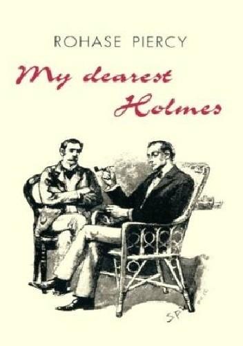 Okładka książki My Dearest Holmes