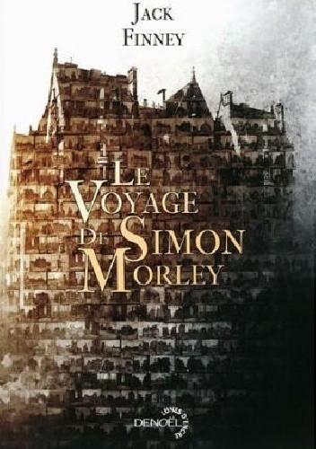 Okładka książki Le voyage de Simon Morley