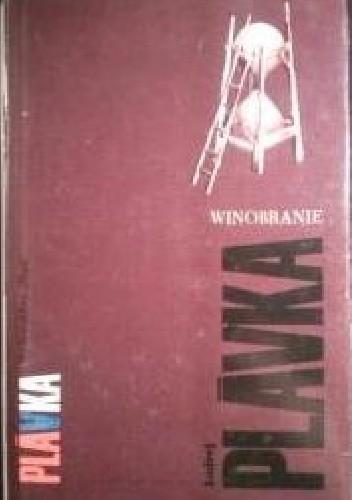 Okładka książki Winobranie
