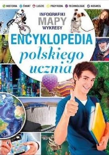 Okładka książki Encyklopedia polskiego ucznia