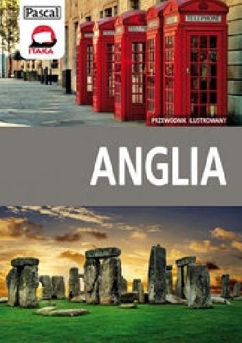 Okładka książki Anglia