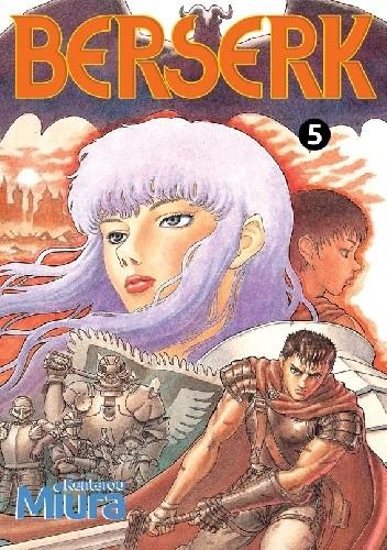 Okładka książki Berserk #5