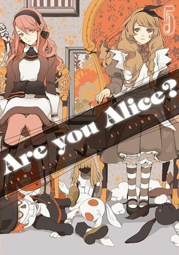 Okładka książki Are You Alice? tom 5