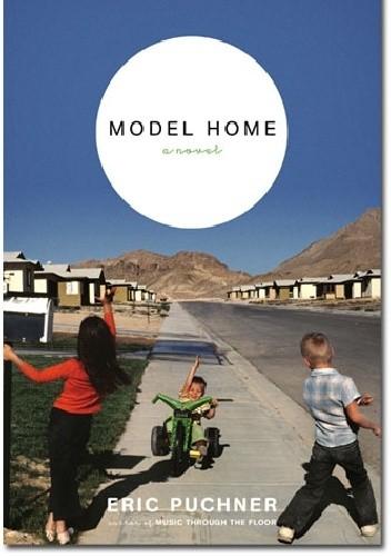 Okładka książki Model Home