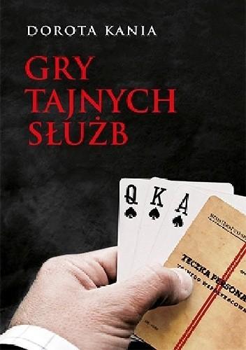 Okładka książki Gry tajnych służb