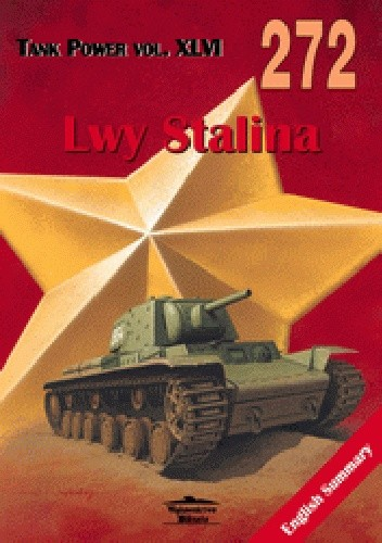 Okładka książki Lwy Stalina