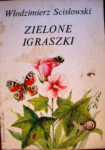 Okładka książki Zielone igraszki