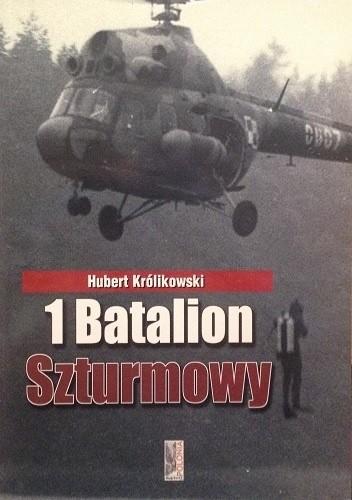 Okładka książki 1 Batalion Szturmowy