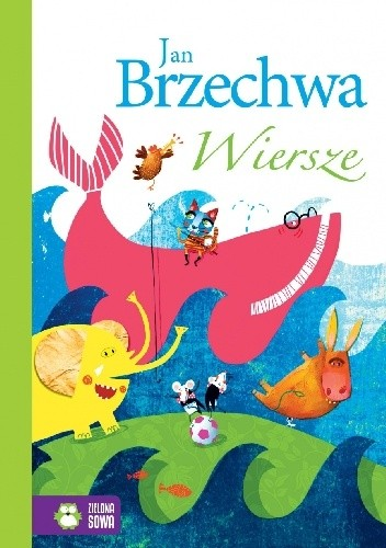 Okładka książki WIERSZE JAN BRZECHWA