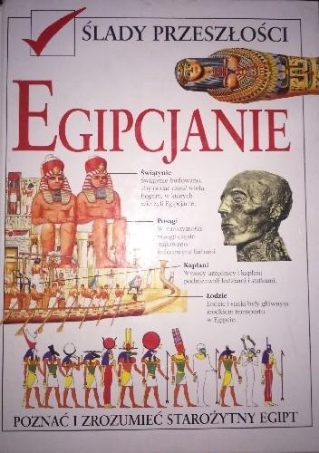 Okładka książki Ślady przeszłości Egipcjanie