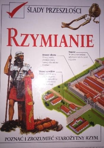 Okładka książki Ślady przeszłości Rzymianie