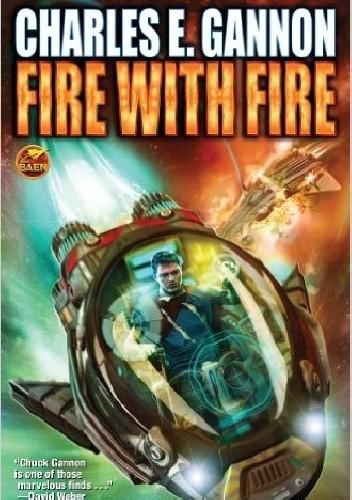 Okładka książki Fire with Fire