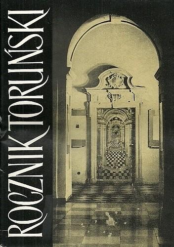 Okładka książki Rocznik Toruński 14