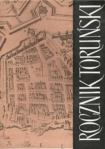 Okładka książki Rocznik Toruński 17