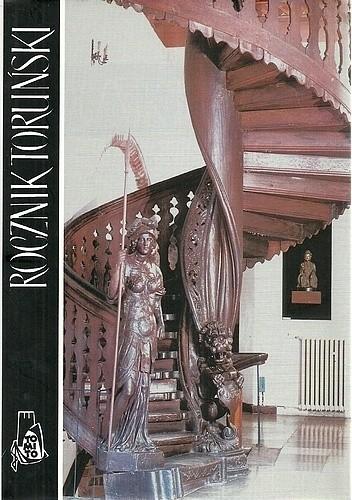 Okładka książki Rocznik Toruński 25