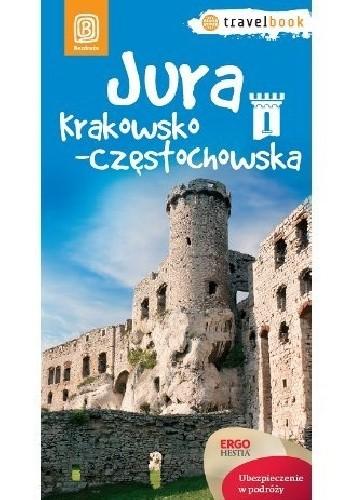 Okładka książki Jura Krakowsko-Częstochowska