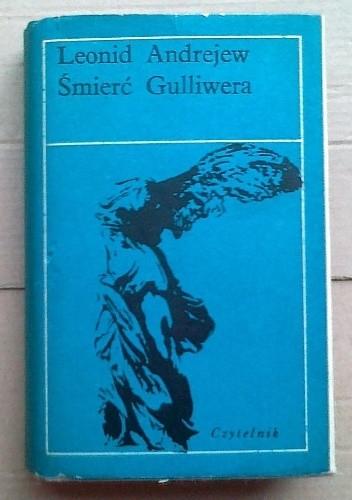 Okładka książki Śmierć Gulliwera