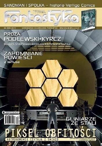 Okładka książki Nowa Fantastyka 396 (9/2015)