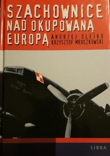 Okładka książki Szachownice nad okupowaną Europą