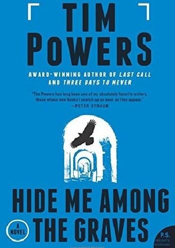 Okładka książki Hide Me Among the Graves