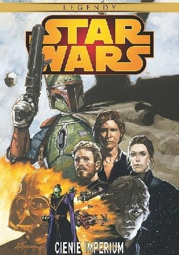 Okładka książki Star Wars: Cienie Imperium
