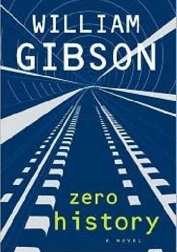Okładka książki Zero History