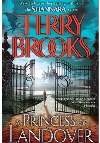 Okładka książki A Princess of Landover