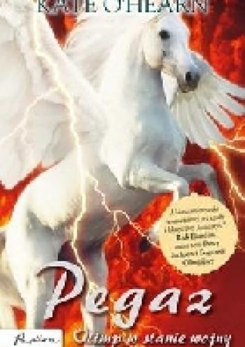 Okładka książki Pegaz. Olimp w stanie wojny