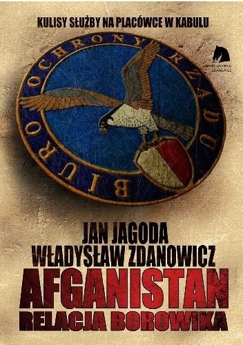 Okładka książki Afganistan. Relacja Borowika