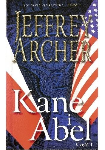 Okładka książki Kane i Abel. Część 1