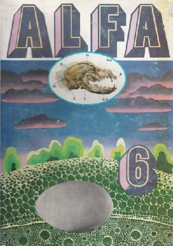 Okładka książki Alfa 6
