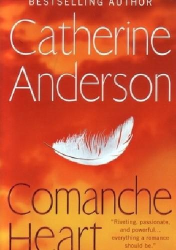 Okładka książki Comanche Heart