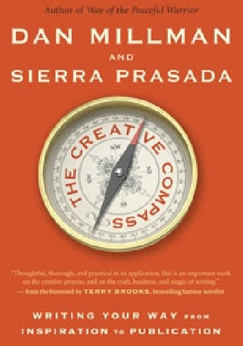 Okładka książki The Creative Compass. Writing Your Way from Inspiration to Publication