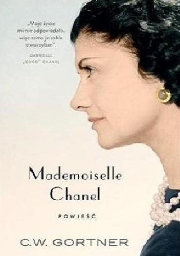 Okładka książki Mademoiselle Chanel