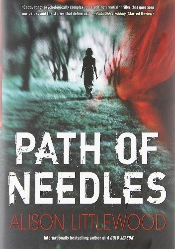 Okładka książki Path of Needles