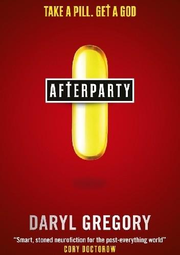 Okładka książki Afterparty