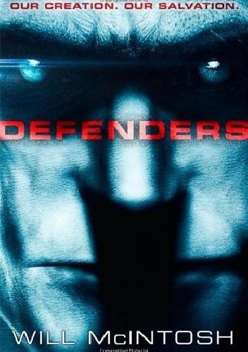 Okładka książki Defenders