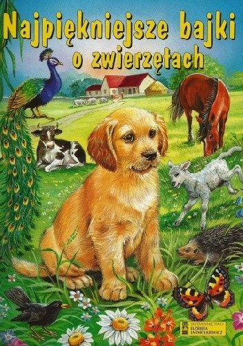 Okładka książki Najpiękniejsze bajki o zwierzętach