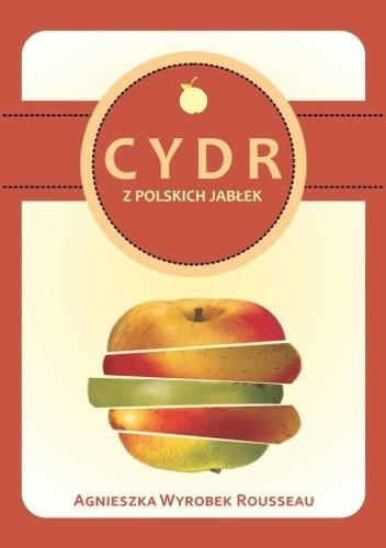 Okładka książki Cydr z polskich jabłek