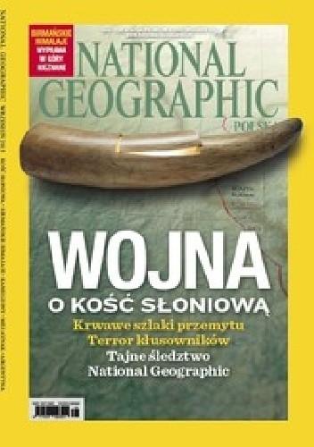 Okładka książki National Geographic 09/2015 (192)