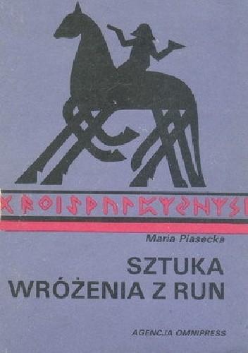 Okładka książki Sztuka wróżenia z run