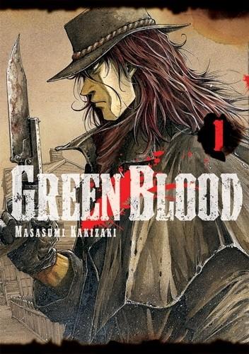 Okładka książki Green Blood #1
