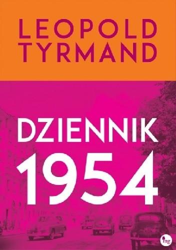 Okładka książki Dziennik 1954