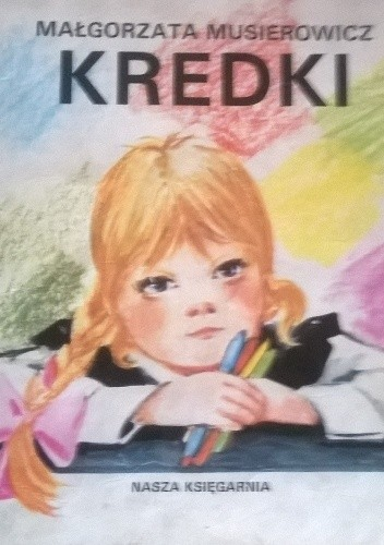 Okładka książki Kredki