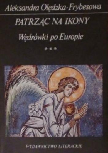 Okładka książki Patrząc na ikony