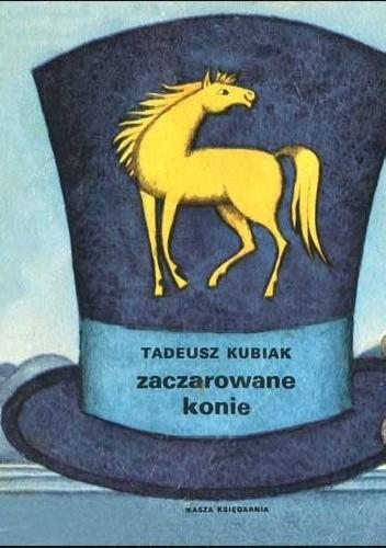 Okładka książki Zaczarowane konie